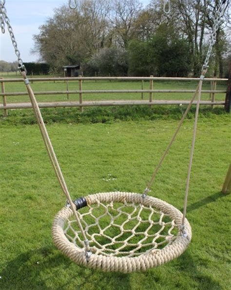 tire swing with rope rope swing that s clever pinterest