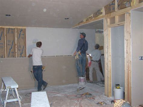 Installing Ceiling Plasterboard by Philadelphia Popcorn Removal 267 628 1170 Drywall