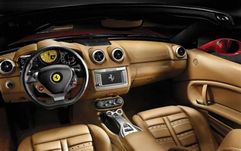 Car Interior by 2016 California T Release Date Price Review