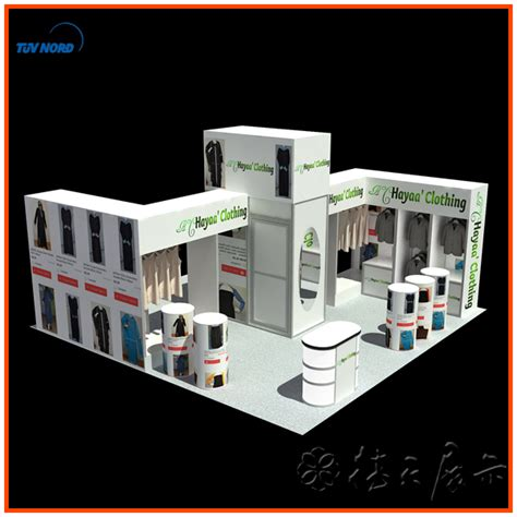 special design booth international food exhibition booth food fair show booth