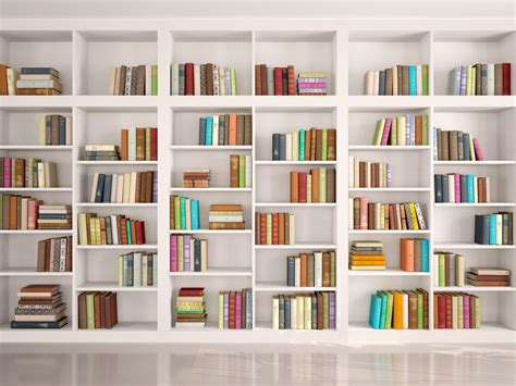 Bookshelf For Books by Tips For Organizing Your Bookshelf