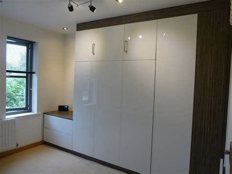 Built In Wardrobe Carcass by Bespoke Cabinetry For Folding Beds Diy Wardrobes