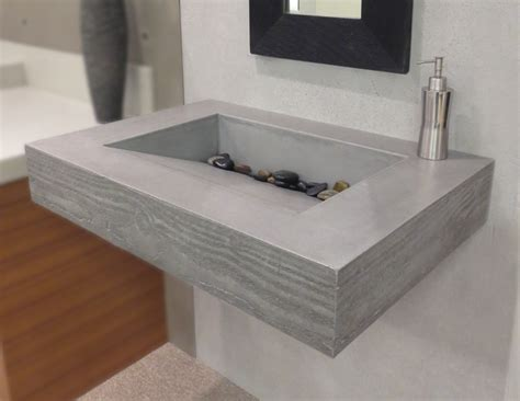 cement bathroom sinks 8 bespoke bathroom sinks made by custommade