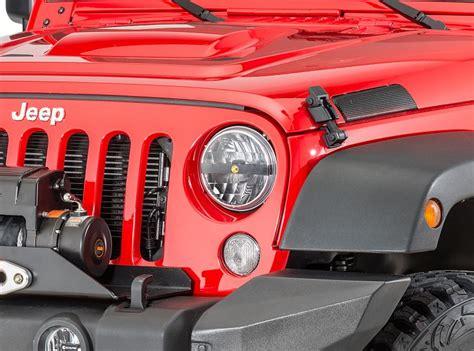 Jeep Jk Headlights Kc Hilites 42321 Kc Hilites 7 Quot Led Headlights For 07 16