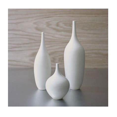 Glass Teardrop Vase White Modern Vases Vases Sale