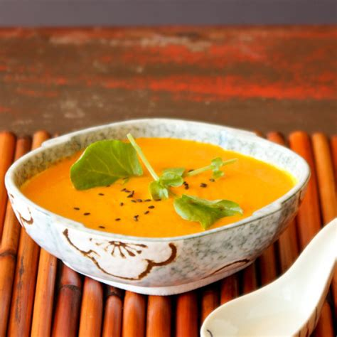 Detox Carrot Soup by Carrot Pineapple Detox Soup She S Cookin From