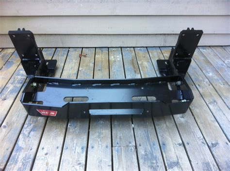 Warn Roof Rack by Lr3 Lr4 Expedition Roof Rack And Warn Winch Basket Land