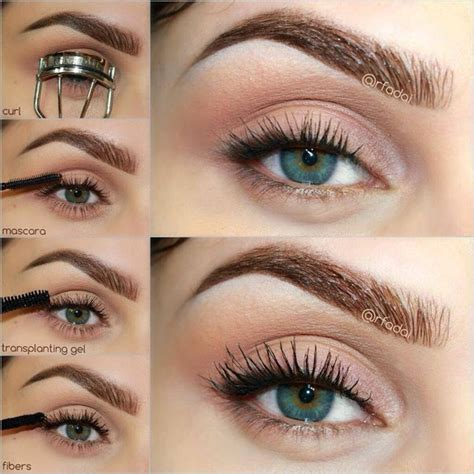 how to for how to apply mascara for length and volume makeup lessons