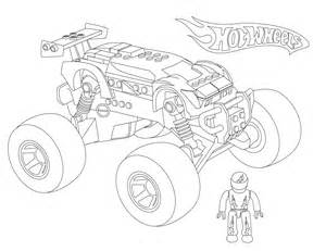 Wheels Truck Coloring Pages Team Wheels Truck Coloring Pages Sketch