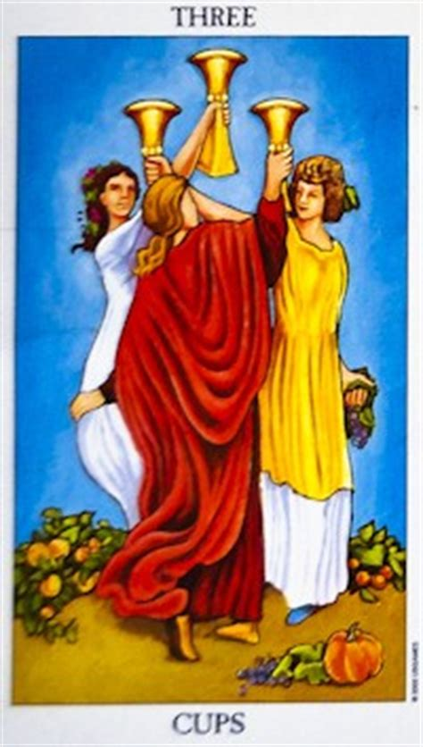 cups tarot card meanings