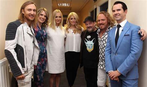 celebrity juice last week charlotte hawkins appears on celebrity juice eurovision
