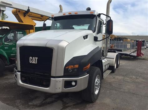 Cat Truck With Sleeper by Caterpillar Cars For Sale