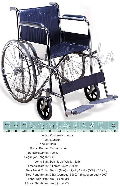 Kursi Roda Jakarta kursi roda murah sella yang