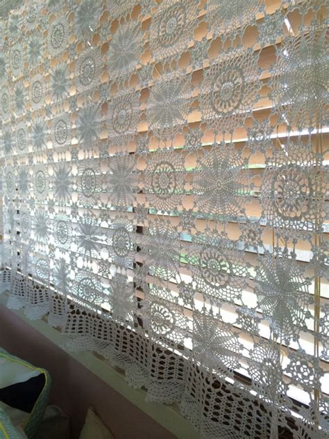 repurpose old curtains 25 best ideas about lace curtains on pinterest curtain