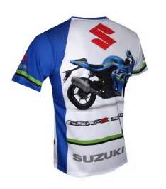 Suzuki Gsxr T Shirt Suzuki Gsx R 1000 T Shirt With Logo And All Printed