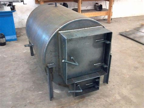 backyard steel furnace about our outdoor furnaces acme furnace company