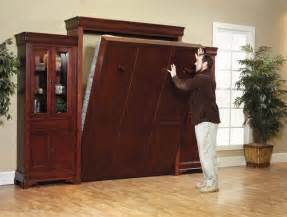 Murphy Bed Unfinished Furniture Amish Murphy Bed Set Contemporary Murphy Beds Ta