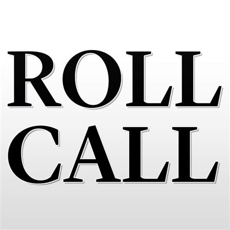 Advertiser Roll Call 2 by Cq Roll Call Apps On The App Store