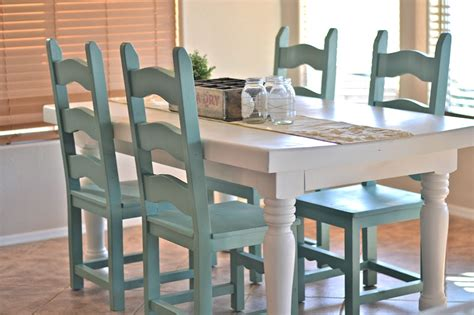 painting a kitchen table dining room table makeover paddington way