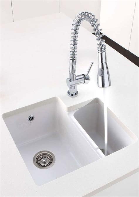 undermount ceramic kitchen sink caple paladin 1 5 bowl white ceramic undermount sink http