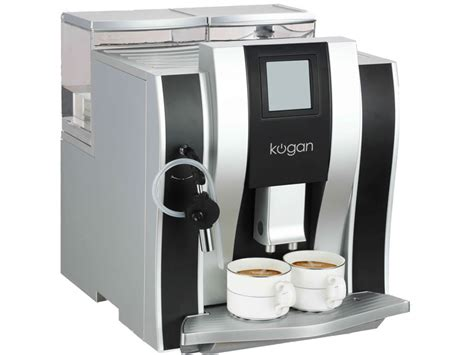 Kogan Review Kogan Automatic Espresso Kgncmavaa Reviews Productreview Au
