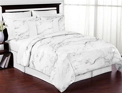 modern bed sheets modern grey black and white marble 3 piece king bed in a