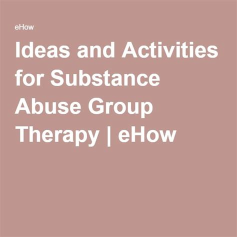 Substance Abuse Detox Topics by All Worksheets 187 Free Addiction Counseling Worksheets
