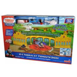 and friends trackmaster motorized railway playset