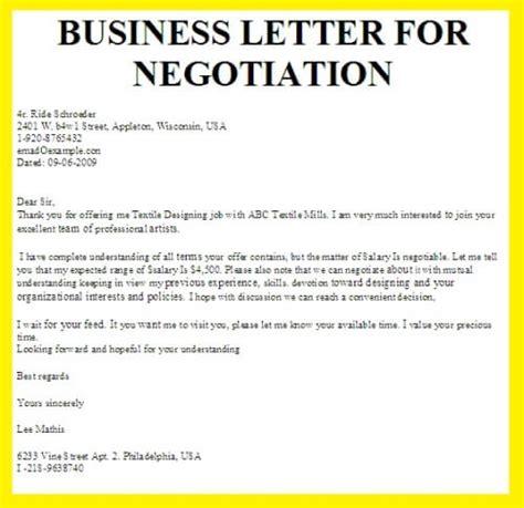 counter offer letter template counter offer letter sample salary