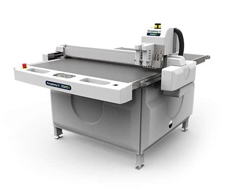 bluejet esko kongsberg finishing table flatbed plotters and cutters flatbed cutting table esko
