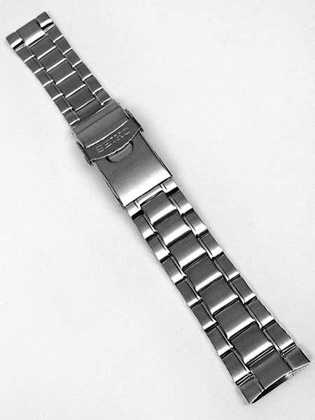 Seiko 5 Bracelets 22mm seiko oem brushed finish bracelet for srp773 spr775