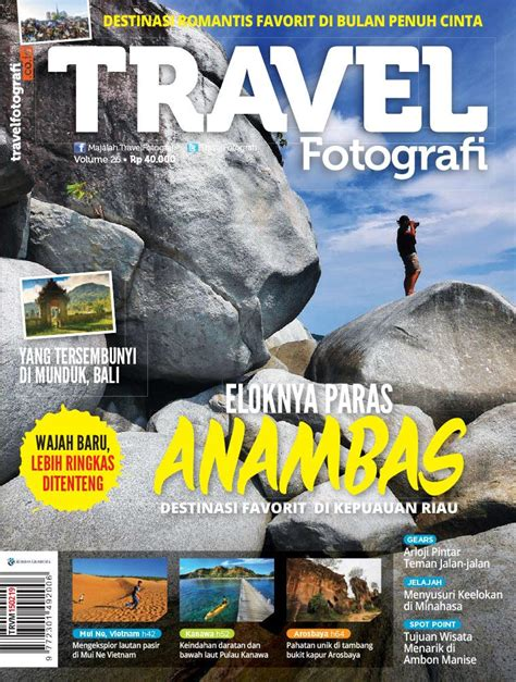 layout majalah travel jual majalah travel fotografi ed 26 2015 scoop indonesia