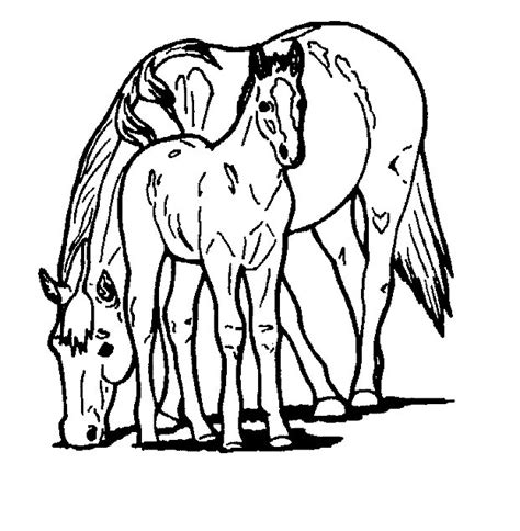 coloring pages of horses to print out coloring pages coloringpagesabc