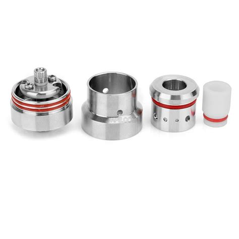 Atomizer Tank Rda Twisted Messed 22mm Clone 11 Best Vaporiz T1310 3 sxk le magister silver rda rta rebuildable atomizer