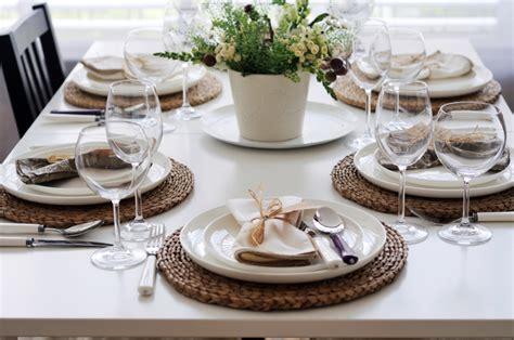 let s talk table settings tasty kitchen