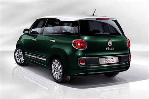 New Fiat 500L Living MPV photo gallery   Car Gallery   MPV