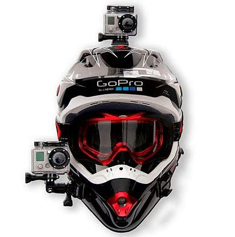 go pro motocross fixation casque moto cross gopro