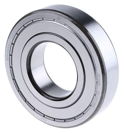 6313 2z c3 skf groove bearing 6313 2z c3 65mm i d 140mm o d skf