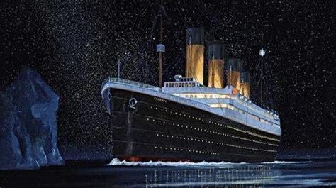 imagenes reales titanic hundido entrevista 171 decir que el titanic fue hundido por un