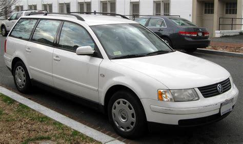 volkswagen wagon 2001 file 1998 2001 volkswagen passat wagon 01 07 2012 front
