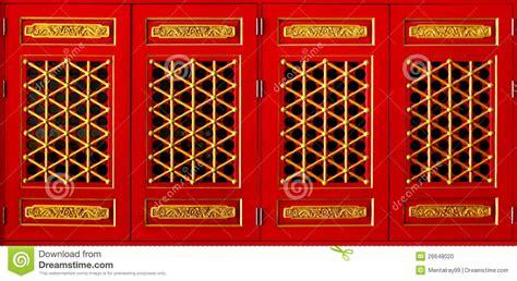 Asian House Plans rectangular window chinese style stock photo image 26648020