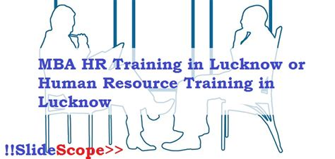 Internship For Mba Students In Lucknow by Mba Hr In Lucknow Or Human Resource In