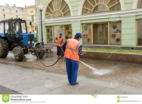 st cleaner cleaner editorial image image 20358435