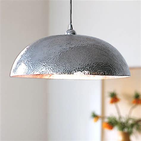 hammered steel pendant light hammered metal pendant l accessories better living