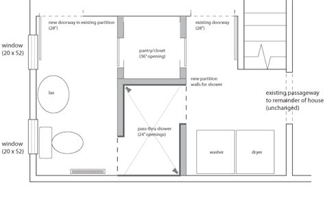 walk through shower floor plans walk through shower house plans home design and style