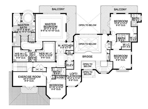 what is wh in floor plan mediterranean house plan with all the bells and wh