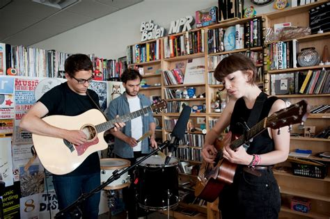 What Is Tiny Desk Concert by Npr Tiny Desk Concert