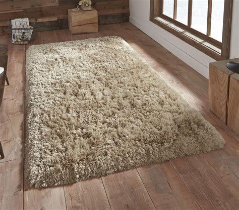 rug thickness polar tufted shaggy rug thick 8 5cm pile soft 100 acrylic large floor mat