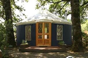 Backyard Yurt Camping Until It Yurts Quiet Lunch