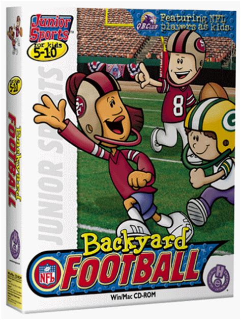 backyard sports for mac backyard football pc mac sporting goods air sports